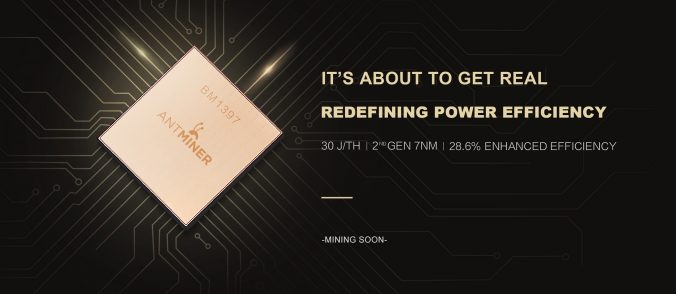BM1397, Bitmain's 7nm ASIC chip