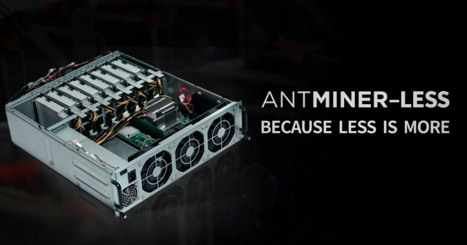 Antminer - Less