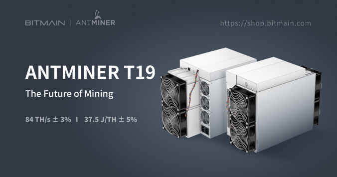 Antminer T19